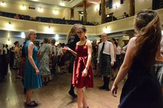 Summer School 2015 - dancing in the Younger Hall, St Andrews.  #SCD #youngerhall #standrews #university #ceilidh #dances #scottishcountrydance #party #2015