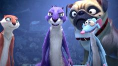 Trailer 2, Nature Movies, Ingrid Goes West, Annabelle Creation, Dragon Poses, The Nut Job, In Theaters Now, Isle Of Dogs, Cinema