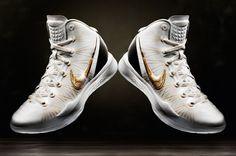 online store ae43b 880e4 USD  84.99 Nike Lebron 9 P.S. Elite White Metallic Gold Lebron 9 Shoes, Nike