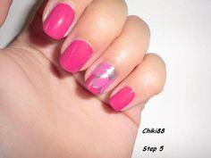 Tutorial Nail Art - Pink - Tentazione Unghie