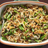 Thanksgiving Green Bean Casserole Recipe – 3 Points