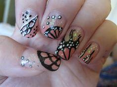 New Nail Arts Nail Ideas Pinterest