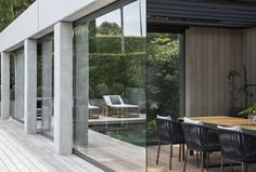 Suzanne Turley Landscapes - Pool Pavilion credits: Architectural concept design / Ermanno Cattaneo Photography / Simon Devitt Photographer