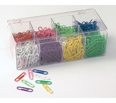 BOGO DEAL! OfficeMax Bright Color Paper Clips