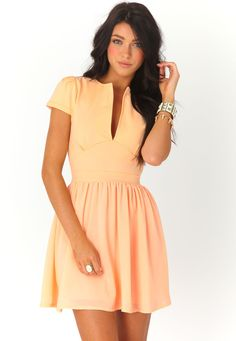 Evangeline V Neck Skater Dress.   DAMN YOU, UK STORES. Importing to Canada is expensive :(