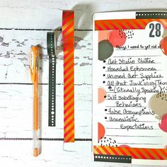 """""""Day 28 """"Things I need to get rid of""""  #30lists #30daysoflists #dailychallenge #listchallenge #listnerd #lists"""""""