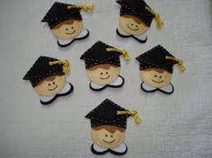 Resultado de imagem para bonecos finalistas moldes Graduation Theme, Graduation Cards, Lany, Teacher Appreciation, Hobbit, Paper Crafts, School, Handmade, Biscuit