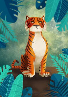 Astound us, a new kind of Artist Representation business, based in Manhattan. Tiger Art, Jungle Animals, Animal Drawings, Tigger, Manhattan, Disney Characters, Fictional Characters, Artist, Shirt