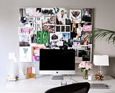 The Peak of Tres Chic: It's Time for a Home Office