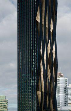 dominique perrault / dc tower 1, donau-city vienna