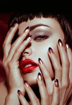 Nails and Makeup !!! ❤ ℒℴvℯ TWO Magazine