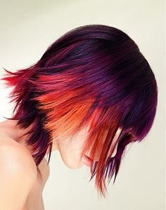 Fall  Cool Hair Color Ideas
