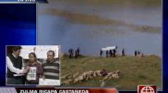 Pasco: Marina de Guerra busca a desaparecidos en laguna de Huicra
