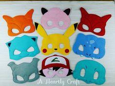 9 sistema de máscara de Pokemon  listo 2 nave  por AHeartlyCraft