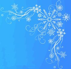 Snowflake Corner Free Design for Machine Embroidery At Embroiderthis.com