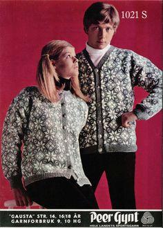 Gausta i Peer Gynt eller Smart, gratisoppskrift på sandnesgarn. Embroidery Patterns, Knitting Patterns, Knitting Ideas, Norwegian Knitting, Fair Isle Knitting, Vintage Knitting, Color Combinations, Free Pattern, Knit Crochet