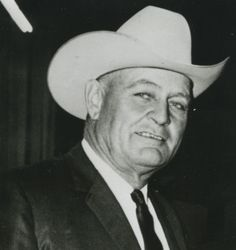 """""""We raise the horses we run and run the horses we raise,"""" said Walter Merrick, who started raising Quarter Horses in the 1930s. His 14 Ranch produced some of the top Quarter running horses of all time. He was inducted into the Quarter Horse Hall of Fame in 1993. Learn more about the AQHA Hall of Fame inductees at http://aqha.com/en/Foundation/Museum/Hall-of-Fame/Hall-of-Fame-Inductees.aspx"""