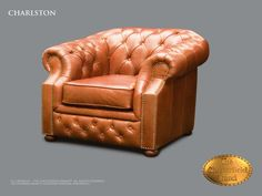 Chesterfield Showroom Charlston canapé 1 siege