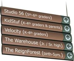 D13128 Directional Signs Church Signage Pinterest Church Signs And Products
