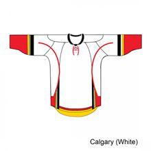 Kamazu FlexxICE 20200 Calgary Flames TEAM Junior Hockey Jersey