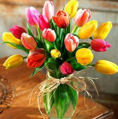 Here are the Tulips Arrangements Ideas For Spring Home Decor. This article about Tulips Arrangements Ideas For Spring Home Decor was posted under the Home Decor Ideas category by our team at July 2019 at pm. Tulpen Arrangements, Floral Arrangements, Flower Arrangement, Tulips Flowers, Flower Vases, Tulips Garden, Flower Diy, Diy Flowers, Cascading Flowers