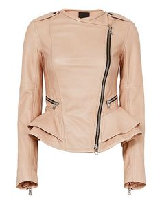 Shop the Marissa Webb Shane Leather Jacket & other designer styles at IntermixOnline.com. Free shipping +$150.