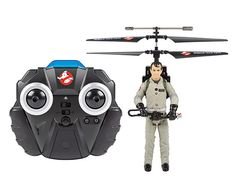 Ghostbusters Licensed Peter Venkman 2CH IR RC Helicopter - $39.95