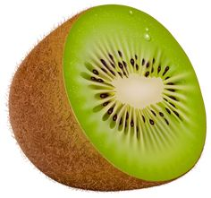 Kiwi PNG Clipart in category Fruits PNG / Clipart - Transparent PNG pictures and vector rasterized Clip art images. Fruit Nail Art, Fruit Art, Fruit And Veg, Fruits And Vegetables, Kiwi, Foods That Contain Protein, Marzipan Fruit, Fruit Clipart, Sugarcane Juice