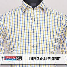 Celebrate being stylish and trendy with Donear NXG  #style #fashion #clothing #men