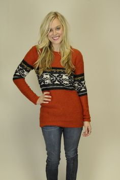 """The """"it"""" #sweater for #fall. LOVE! #Ladkha $79 #maude"""