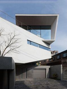 N House, Tokyo, 2012