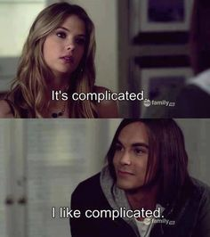 """13 Times Haleb on """"Pretty Little Liars"""" Made You Believe In ~True~ Love  - Seventeen.com Les Menteuses, Pretty Little Liars Quotes, Pretty Little Liers, Do You Miss Me, Make You Believe, Pll Memes, Pll Quotes, Hanna Pll, Caleb And Hanna"""