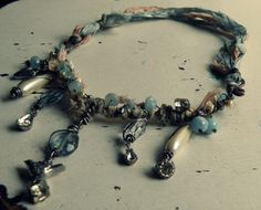 Romantic Wrapped Necklace