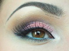 Pink, Blue&Purple – Idea Gallery - Makeup Geek