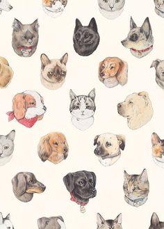 Imprimolandia: Estampados con animales: