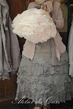 MLLE LAVANDE : Robe