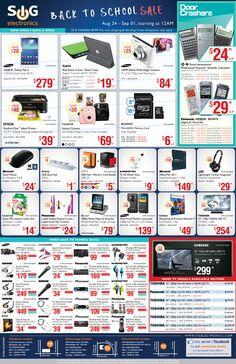 SIG Electronics - BACK TO SCHOOL SALE! Fujifilm Instax Mini 8 Instant Camera $69.99! Fujifilm Instax Mini 8, Back To School Sales, Flyer Layout, Instant Camera, Epson, Electronics, Leaflet Design, Consumer Electronics, Polaroid Cameras