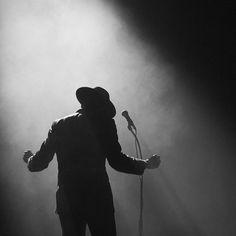 Erbody rockin'  Photo by @coopergarff