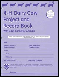 Complete this required project and record book every year a lactating dairy cow project is taken. Learn how to care, manage, and keep records for one or more dairy cows. Use with Dairy Resource Handbook. Animal Science, Recorded Books, Science Projects, 4 H, Ohio, Dairy, Learning, Columbus Ohio, Studying