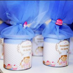 Mini Pringles Baby Formula Cans, Mini, Cake, Personalized Party Favors, Gifts, Wood, Stuff Stuff, Ideas, Tin Cans