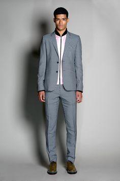 Jonathan Saunders | Fall 2014 Menswear Collection | Style.com