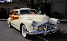1948 Buick Super woody - fvr2