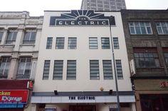 The Electric is de oudste nog in bedrijf zijnde bioscoop van Engeland.