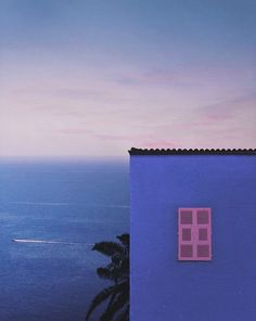 Andria Darius Pancrazi I Immortalized My Summer Memories In Dreamlike Minimalist Pictures Minimalist Photography, Urban Photography, Photography Blogs, Iphone Photography, Color Photography, Calming Colors, Summer Memories, French Photographers, Blue Aesthetic