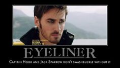 captain hook once upon a time - Google Search