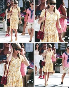 I love her style. She is a huge fashion inspiration to me!