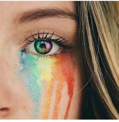34 Ideas For Eye Photography Rainbow Eye Photography, Creative Photography, Rainbow Photography, Photography Business, Photography Magazine, Photography Aesthetic, Photography Lighting, Photography Equipment, People Photography