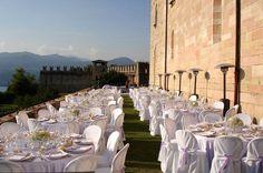 ROCCA BORROMEO DI ANGERA - Castello Angera (Varese) Lombardia | Matrimoni e ricevimenti