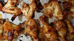 Chicken Wings mit leckerer Honig-Senf Marinade. ✓Knusprig und ✓saftig - unser liebstes Chicken Wings Rezept! ➤ Jetzt kinderleicht nachkochen