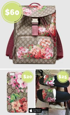 On a budget, but want to look on point? Now you can! Shop top designer brands and styles, like Gucci, Louis Vuitton, and hundreds more, at up to 70% off retail. It's all real! Click to download the FREE app now! As featured in Cosmopolitan & Good Morning America.